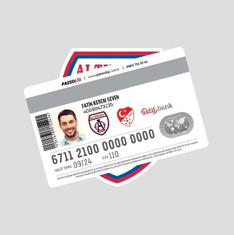 Passolig Altınordu Kredi Kartı