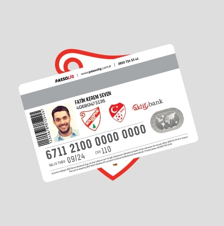 Passolig Boluspor Kredi Kartı
