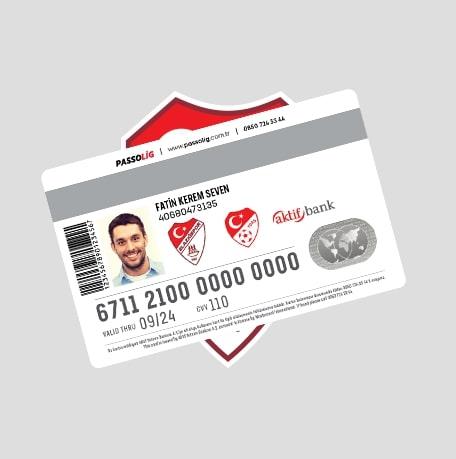 Passolig Elazığspor Kredi Kartı