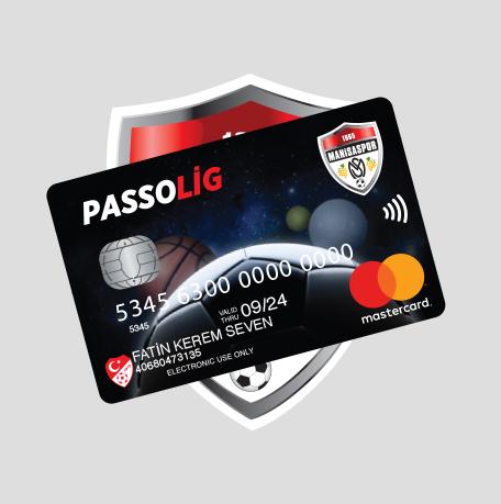 Passolig Manisaspor Kredi Kartı