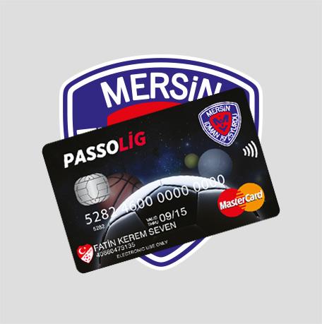 Passolig Mersin İdmanyurdu Kredi Kartı