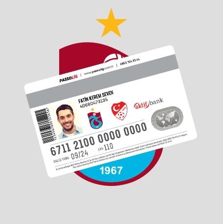 Passolig Trabzonspor Kredi Kartı