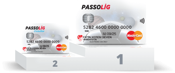 Passolig Banka Kartı
