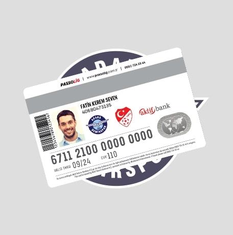 Passolig Adana Demirspor Kredi Kartı