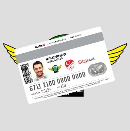 Passolig Teleset Mobilya Akhisarspor Kredi Kartı