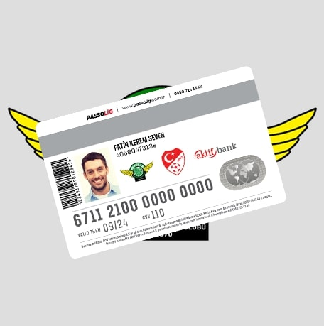Passolig Akhisarspor Kredi Kartı