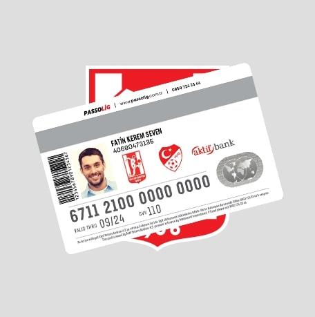 Passolig Balıkesirspor Kredi Kartı