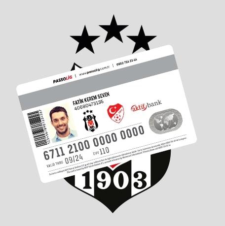 Passolig Beşiktaş Kredi Kartı