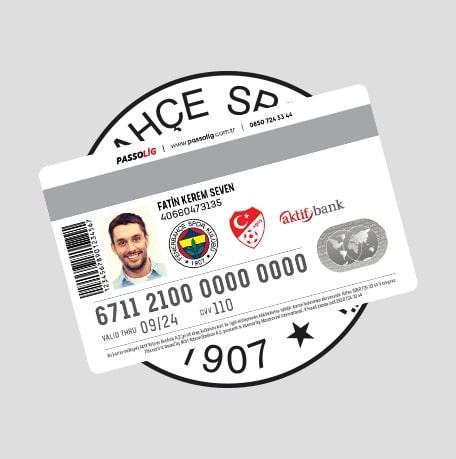 Passolig Fenerbahçe Banka Kartı