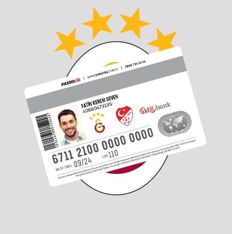 Passolig Galatasaray Kredi Kartı