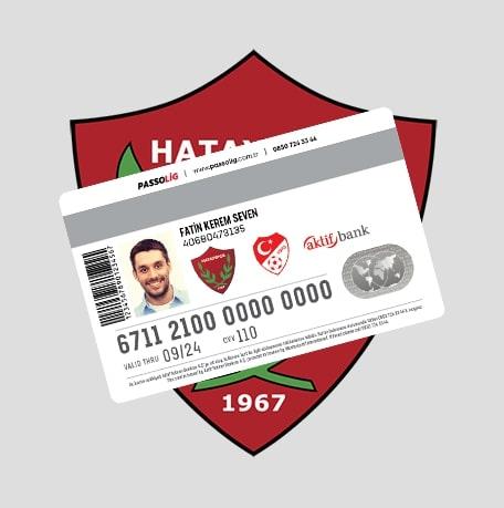 Passolig Hatayspor Kredi Kartı