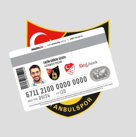 Passolig İstanbulspor Kredi Kartı