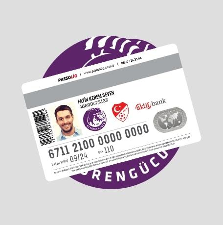Passolig Keçiörengücü Kredi Kartı