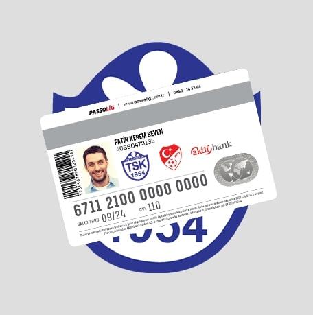 Passolig Tuzlaspor Kredi Kartı